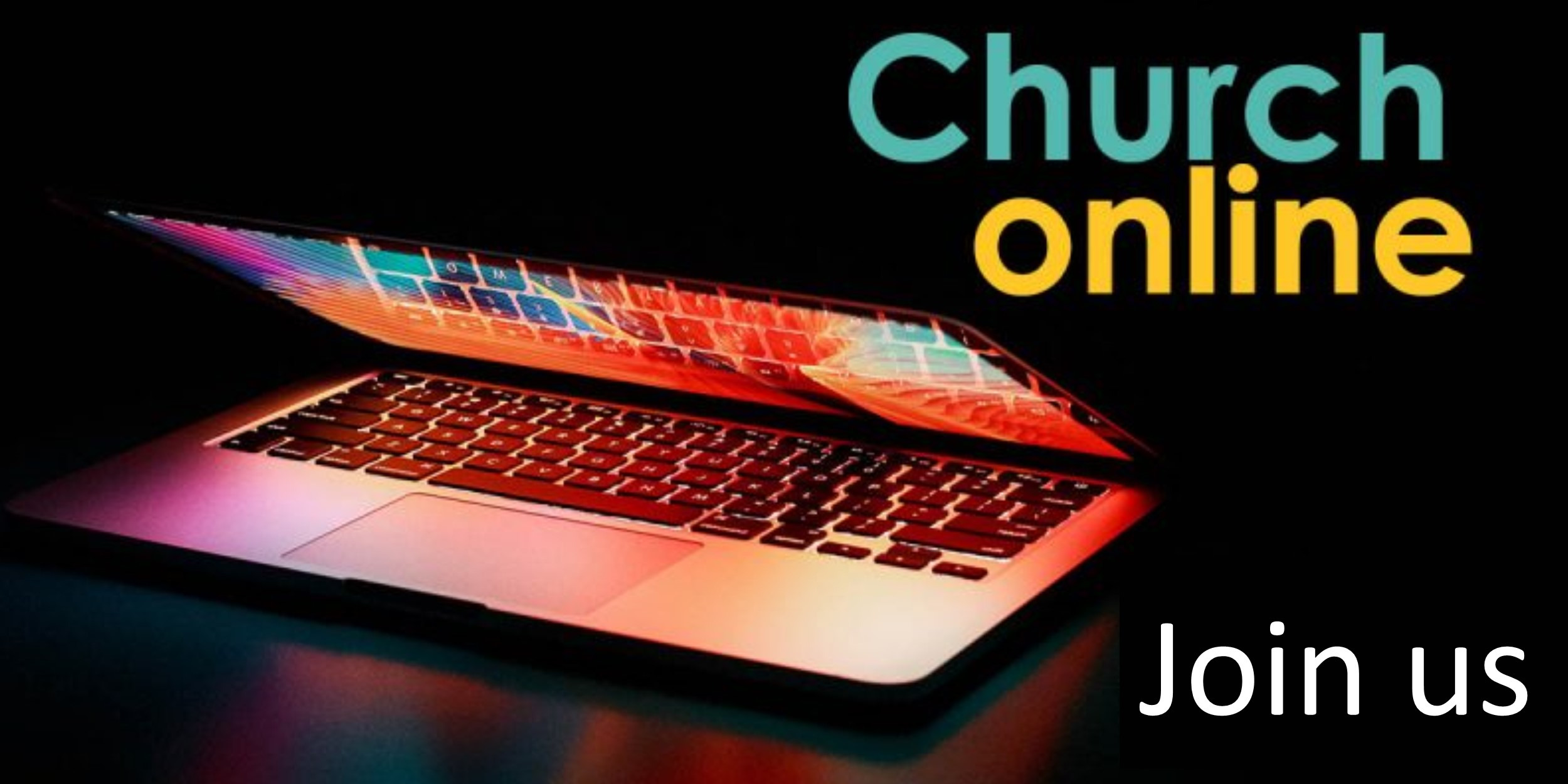 Online streaming*You can watch the online Sunday Services