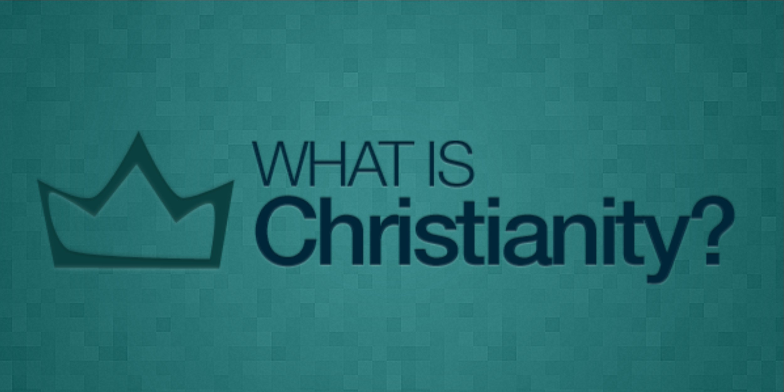 What is Christianity?* Explore the heart of the message of Christianity and see what the Bible really says about God and our relationship to Him
